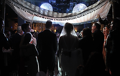 גם חתונה הייתה ביפו (צילום: ירון ברנר)