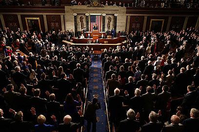 הקונגרס האמריקני (צילום: AFP)