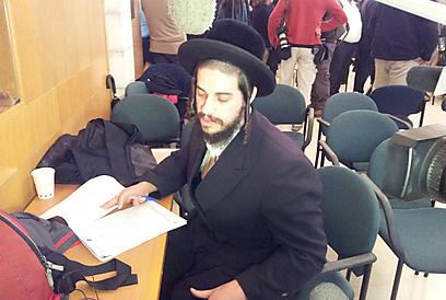אליעזר: הגעתי כדי לתרום לעם ישראל ולאוכלוסיות חלשות הזקוקות לעזרה, ולא מתוך אילוץ (צילום: קובי נחשוני)