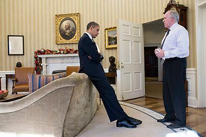 אובמה רצה למנות את ברנן לתפקיד עוד ב-2008 (צילום: רויטרס)