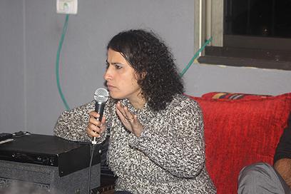 אסמא אגבאריה-זחאלקה, השבוע בחוג בית בערערה