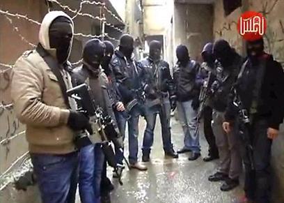החמושים במחנה בלאטה