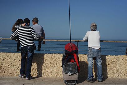 זמן לדוג (צילום: בני דויטש)