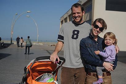 בחרו במזג האוויר. נמל תל-אביב, היום (צילום: בני דויטש)