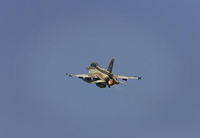 מטוס F-16 של חיל האוויר (צילום: Gettyimages)