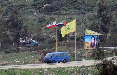 גבול הצפון, לאחר הדיווחים על התקיפה בסוריה (צילום: אביהו שפירא)
