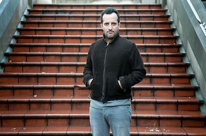 יואב לוי. אודישן מסתורי בדרך להוליווד (צילום: ירון ברנר)