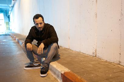 יואב לוי. מוני מושונוב זיהה את הפוטנציאל (צילום: ירון ברנר)