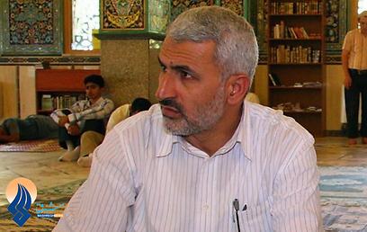 שאטרי היה מפקד משמרות המהפכה בלבנון  (צילום מסך מתוך mashreghnews.ir)