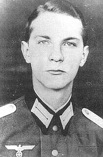 פון קלייסט הצעיר. נפצע בחזית המזרחית