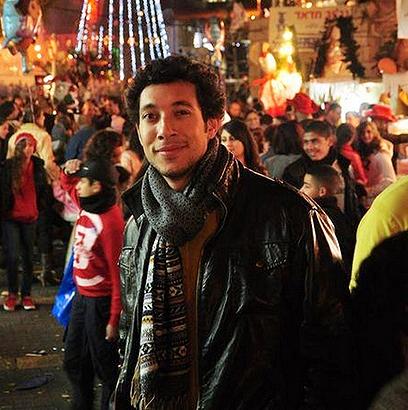 החטוף, אמיר עומר חסן (צילום: באדיבות nsrawy.net)