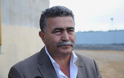 שר הביטחון לשעבר עמיר פרץ (צילום: ערן יופי כהן)