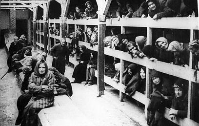 1.5 מיליון יהודים נרצחו במחנה ההשמדה. אושוויץ-בירקנאו (צילום: EPA)