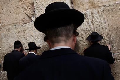 66%: הכותל הוא המקום הקדוש ביותר לעם היהודי (צילום: AP)