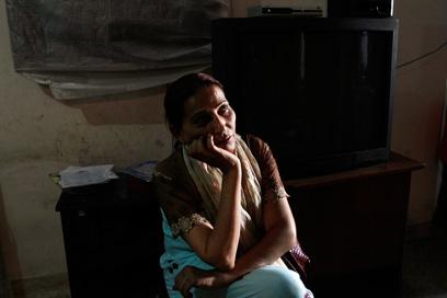 לעניים לא אכפת ממגדר, מספרת בינדייה ראנה מקראצ'י (צילום: AP)