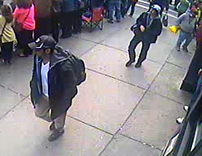 שני החשודים במרתון בוסטון, לפני הפיצוץ