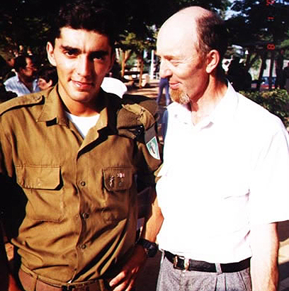 גנאדי דרוביצקי, במהלך הטירונות של בנו איגור