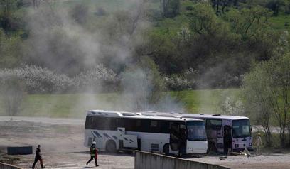 קנו את האוטובוסים מהיורופול (צילום: רויטרס)