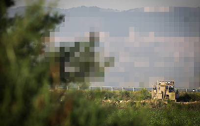 כיפת ברזל הוצבה בחיפה (צילום: אבישג שאר-ישוב)