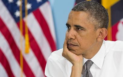 """נשיא ארה""""ב אובמה. בעיצומה של מלחמה קרה ברשת? (צילום: MCT)"""