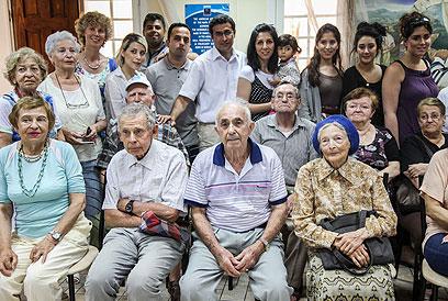 """""""מבוכה ותסכול מהבורות באיראן"""". המפגש בחיפה (צילום: אבישג שאר-ישוב)"""