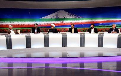 העימות השלישי והאחרון (צילום: AFP)