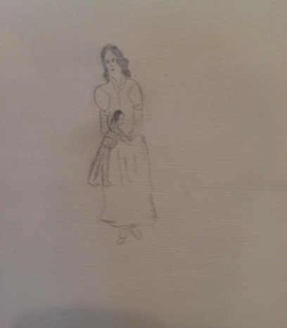 """אחד הציורים בתערוכה של רובנר (צילום: אלדד בק """"ידיעות אחרונות"""")"""