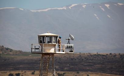 כוח מפיג'י יבוא לתגבר את הגבול (צילום: EPA)