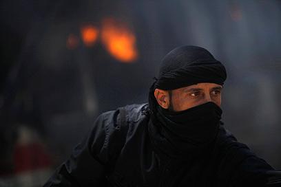 אובמה רוצה למנוע השתלטות האיסלמיסטים על סוריה (צילום: רויטרס)
