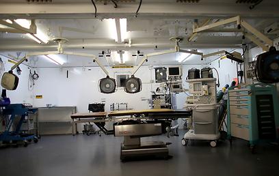 בית החולים בכלא, שם גם מואכלים עצירים בכפייה (צילום: Gettyimages)