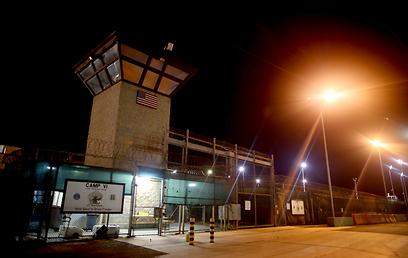 מתקן המעצר, מבט מבחוץ (צילום: Gettyimages)