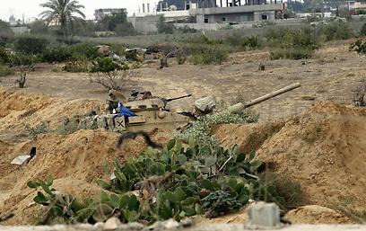 המצרים חוששים מהידרדרות ביטחונית חמורה בסיני (צילום: AFP)