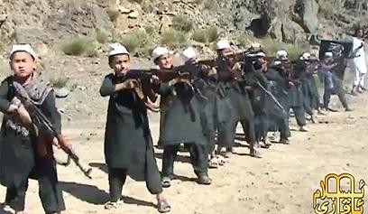 Image result for taliban children