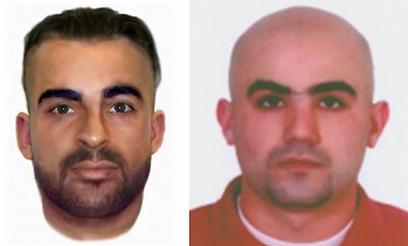 חסן אל חאג' (מימין) ומליאד פראח