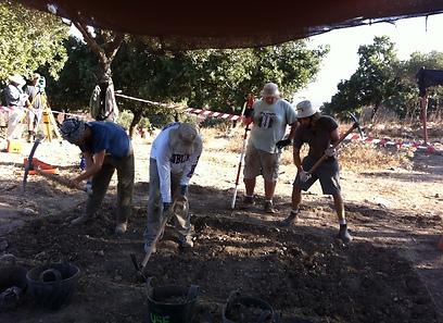 צילום: משלחת חפירות שיחין
