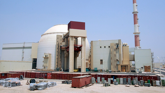 Nuclear plant in Bushehr (Photo: Reuters)