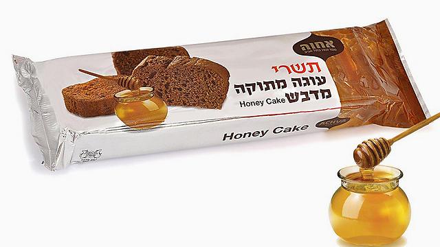 Achva Honey Cake