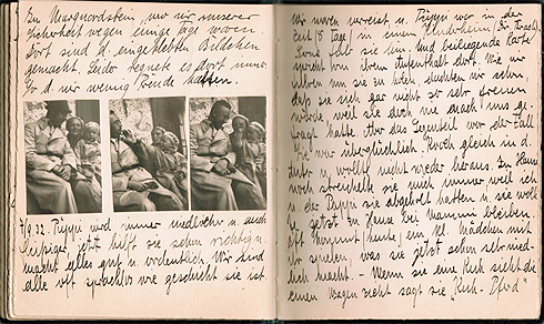 Ynetnews News Heinrich Himmler S Love Letters Found In