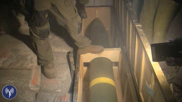 IDF captura navio iraniano carregado de mísseis avançados para Gaza