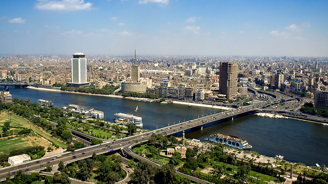 Israel to assist Egypt's fragile economy