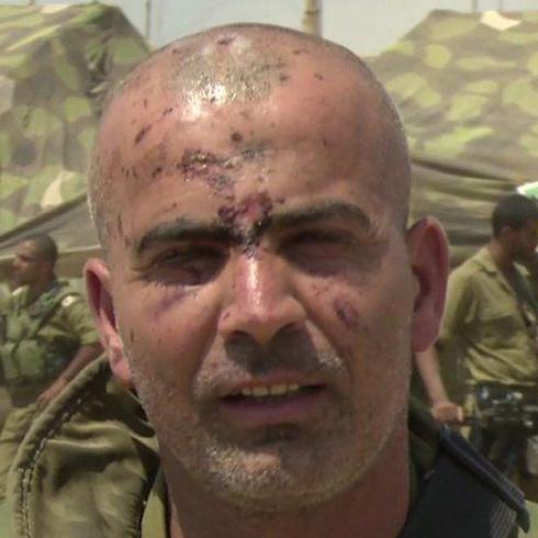 العقيد غسان عليان .... اول ضابط غير يهودي يقود لواء غولاني الاسرائيلي  54755902287099490490no