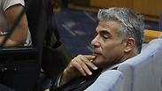 Lapid: I'd quit government rather than raise taxes