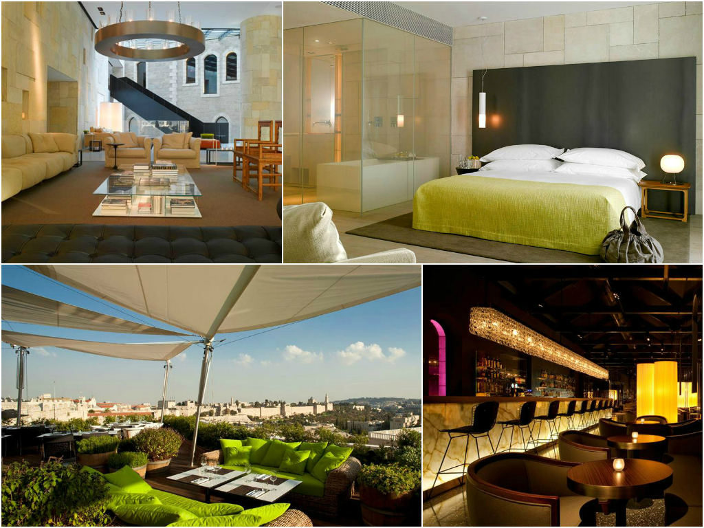 Mamilla Admitted Into Leading Hotels Of The World