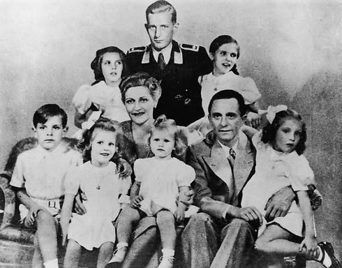 Germany's richest family: Goebbels' descendents