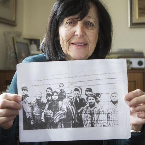 Holocaust Survivors After Liberation