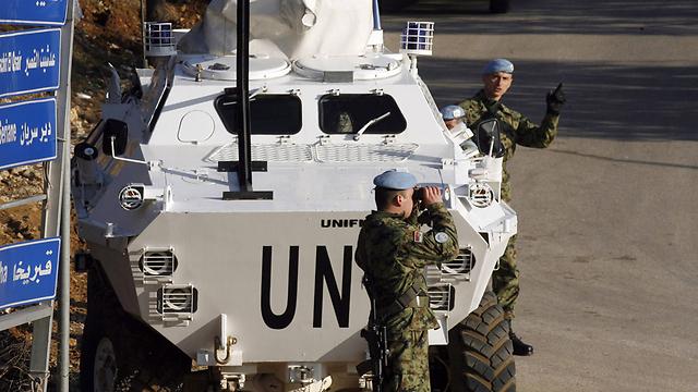 UN force turns over Lebanese staffer accused as 'Israeli spy'