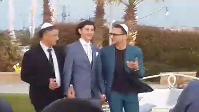 NEWS חתונה ג'ק גהאן דייב גאן
