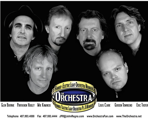 The Orchestra Starring Elo Former Members Returning To