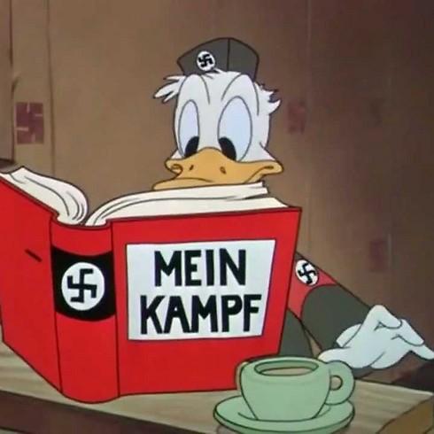 When Bugs Bunny Beat Hitler