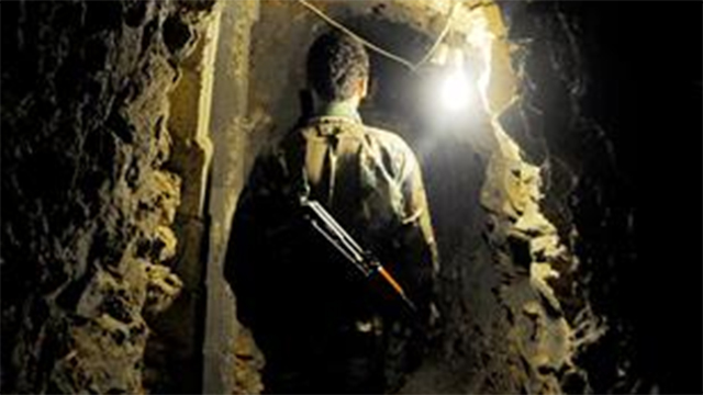 Hezbollah shows off its tunnels, claims it is prepared for war with Israel